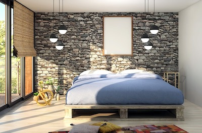 Les idées de décoration de chambre à coucher peuvent être simples ou élaborées