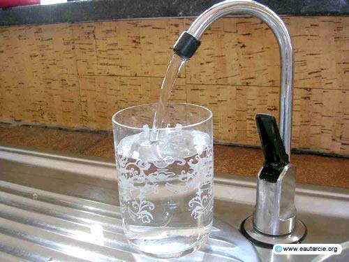 Les avantages d'une eau filtrée