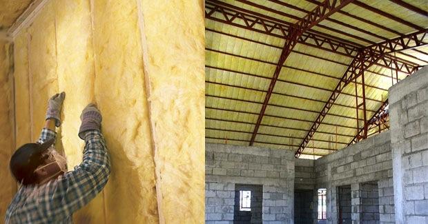 La laine de verre : un isolant performant