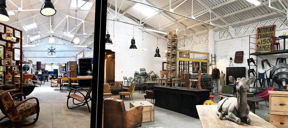 Déco industrielle : pour quel meuble vintage opter ?