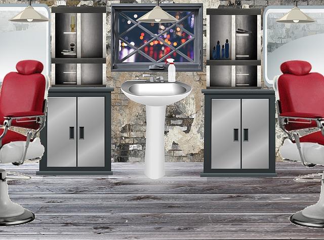 Agencer votre salon de coiffureavec des mobiliers professionnels