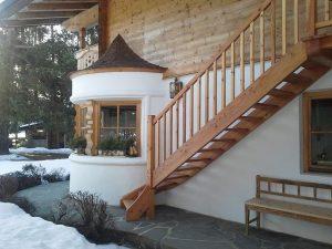 Un escalier sur mesure de qualité