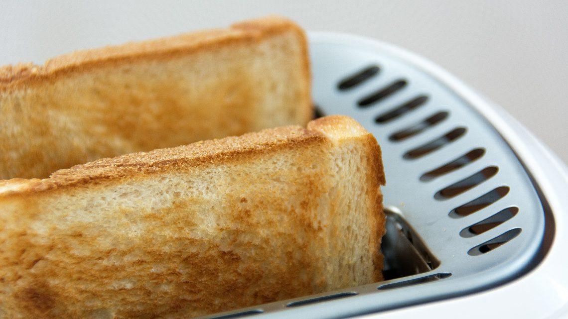 Quelques préparations à base de pain grillé
