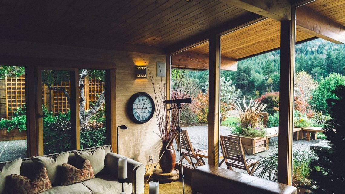 Une véranda peut-elle servir d'extension de maison ?