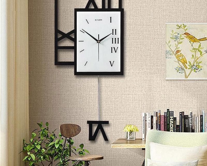 Une horloge murale : Un objet décoratif et fonctionnel !