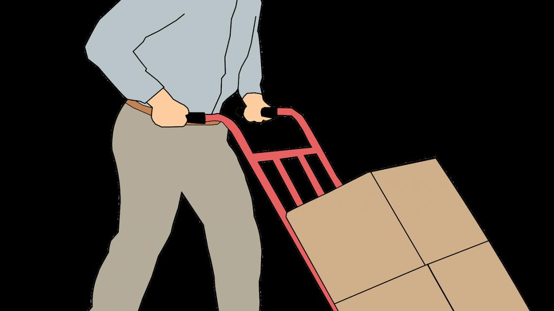 Prix du  déménagement par un professionnel : comment calculer ?