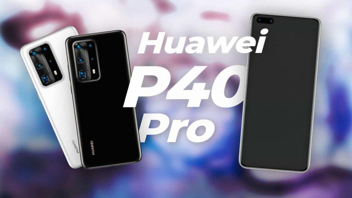 Le Huawei P40 Pro : fiche technique, prix et disponibilite