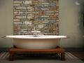 Comment décorer une salle de bains blanche?